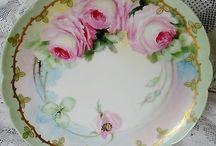 Vintage Porcelain / This board about vintage porcelain vases, plates, Wall plates, Limoges porcelain, porcelain glass, home decor, porcelain dish, tea time with beautiful porcelain. Porcelain cup of coffee and tea.