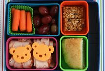 kid lunches / by Jamie Pasternack