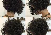 cortes de cabelo cacheados