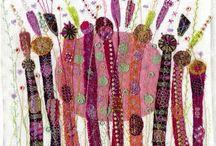 Nancy Nicholson textile artist