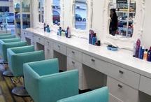 Salon decoración