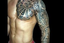 Usos tatoo? / Reminds me of the usos tatoos from wwe