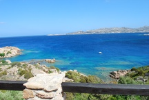 La Maddalena - Sardinia / The house is in the island of La Maddalena (Sardinia-Costa Smeralda-Italy) just in front of the other famous island of Caprera. It is located at 50 meters from the sea in a complex of villas and its main highlights are the wonderful position and the extraordinary view.  In the house there are two fully independent flats (upper and lower) that can be rent separately.They are both fully equipped with their own terrace on the sea.