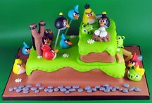 Birthday Cakes / by Laurel Moore-Wheatley