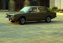 BMW E12 - The first 5 Series