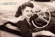 Maureen O'Hara / by Grena Reed