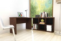 Office Desks / A variety of beautifully crafted desks. Perfect for any home or office.