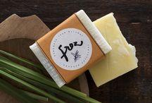 Sabonetes 100% naturais / Sabonetes 100% naturais, veganos e artesanais.