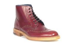 Barker Boots