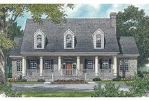 Future Home: House Plans / by Patricia Brown