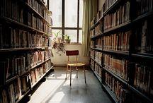 Bibliothèque / by Manu Blondiau
