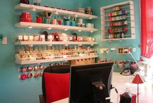 craft storage / by vix thur
