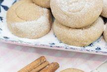 Plätzchen / Kekse