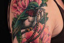 Tattoos / by Jenny Hammer