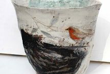 pottery / by Rebecca Sower Designs