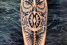 Tattoo panturrilha