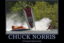 Chuck master of universe !