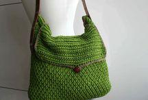 sac crochet macramé