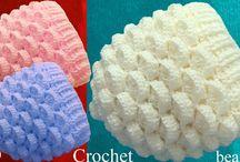 CROCHET CAPS