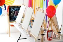 Kids Party Ideas / Decor, snacks & other ideas