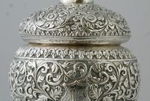 silver antique india