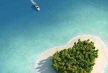 ビーチ&島