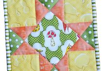 Quilting ideas / by Cheryl Carlton