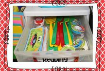 ~Classroom Literacy Stations