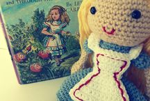 Crochet - Fairytale And Story Characters !