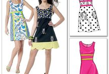Sewing / Patterns and how-to's / by Marla Simpson