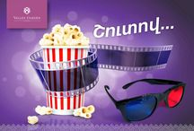 Vallex Garden Cinema / Vallex Garden Cinema