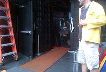 6. nap - 2012. augusztus 27. / Pandemonium jelenet forgatása