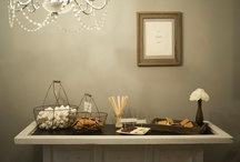 Smores Buffet Bars / by Sweet Expectations