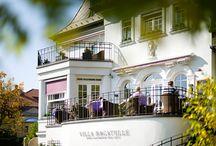 Villa Bagatelle kiugrójának tolóablaka