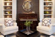 Living Room / by Amanda Balikian