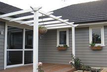 House exterior / paint schemes