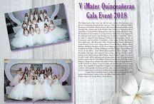 V iMater Quinceañeras 2018 Event