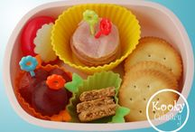 Bento Lunches and Snacks / by Tina Rosato