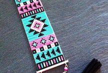 motifs aztèque