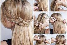 peinados / by Iris Rodriguez Gonzales
