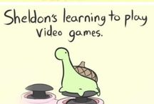Sheldon the dinosaur who thinks he is a turtle❤