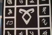 Shadowhunter Quilt