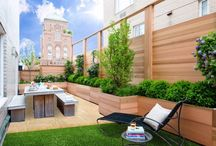 Terrace / Gorgeous outdoor spaces and ideas