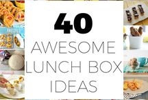 ♠ LUNCH BOX IDEAS ♠