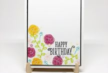 Stampin' Up - Happy Birthday Gorgeous