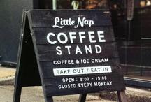 cafe menu panosu