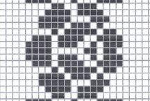 Bordado y punto de cruz