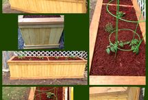Outdoor planter / Outdoor planter / by Shea Meaney
