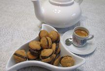 Biscoitos italianos