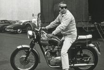 Famous riders of Triumphs / Famous people who rode/rides or are associated with Triumph motorcycles.